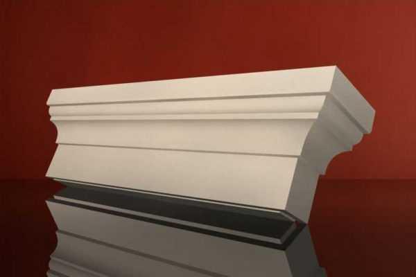 Dekoracje okienne sztukateria - Zestaw Dworkowy ZD2