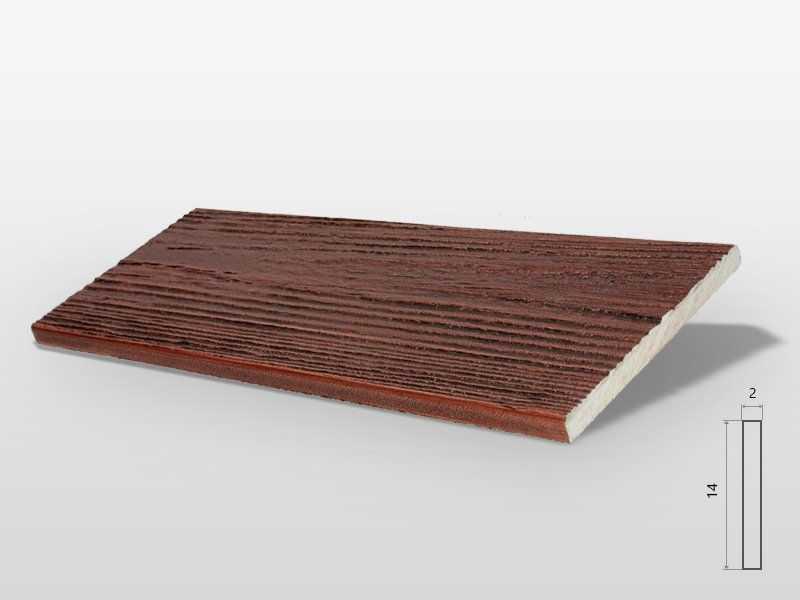 Deska Elewacyjna Imitacja Drewna Orzech