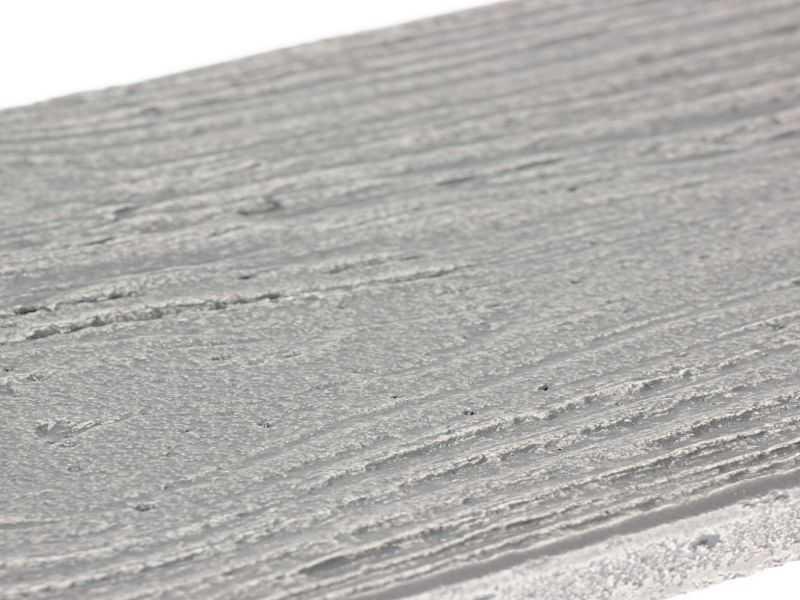 Deska Elewacyjna Imitacja Drewna Szary