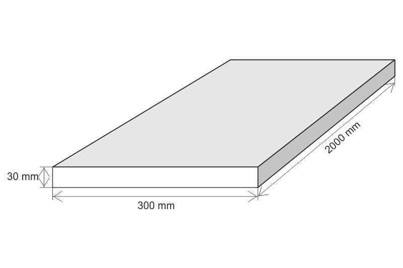 Deska elewacyjna styropianowa - PLE0