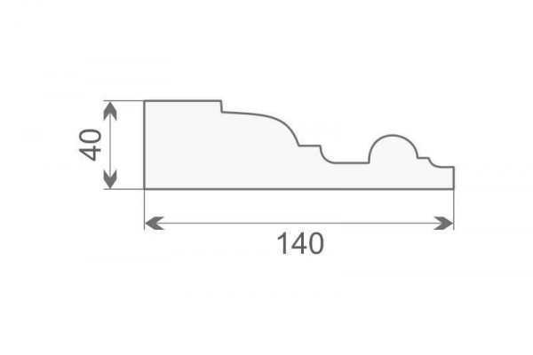 Gzyms zewnętrzny GE20A