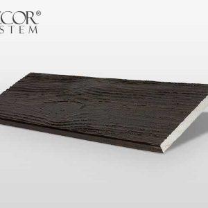 Panel Drewnopodobny Elewacyjny Palisander Ciemny
