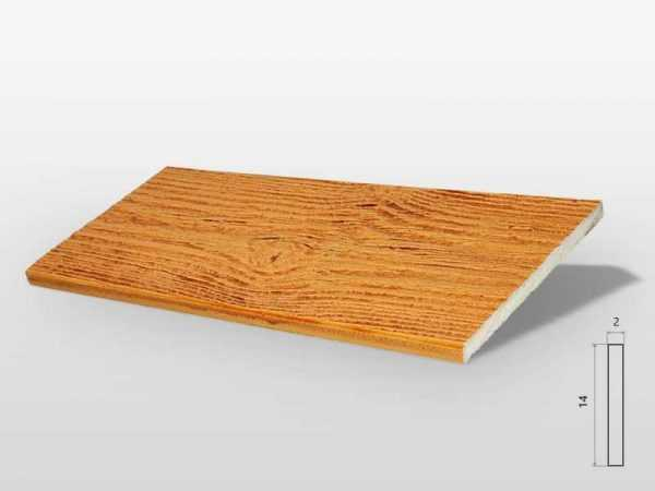 Panel Drewnopodobny na Elewacje Sosna