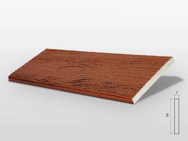 Panel Elewacyjny Drewnopodobny Kasztan