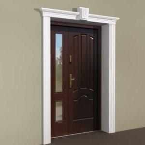 Sztukateria na drzwi - Zestaw klasyczny ZKL3
